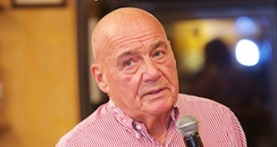 Двадцать девятая встреча с Владимиром Познером в «Жеральдин» (анонс)