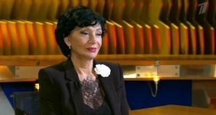 21 ноября 2016 года в программе «Познер» - Нани Брегвадзе