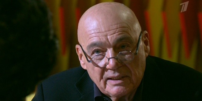 VLADAMIR POZNER, great Russian Journalist,                       totally bi-lingual, also speaks perfect French. A                       MAN TO TIE INTO