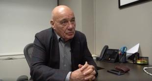 Интервью с Владимиром Познером в Нью-Йорке