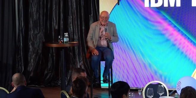 Владимир Познер на IBM Think Club (видео)