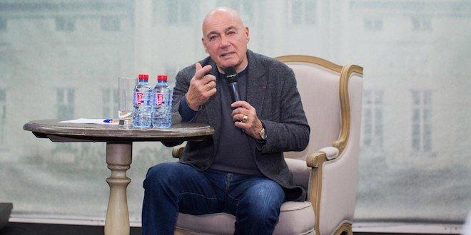 Мастер-класс Владимира Познера в МИТРО (14.12.16)