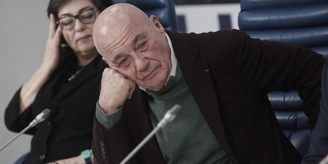 Владимир Познер о фильме «Он вам не Димон»