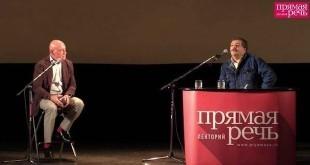 «Литература про меня»: Владимир Познер (видео)