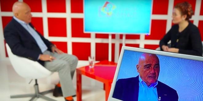Интервью Владимира Познера в Красноярске (видео)