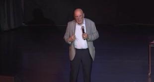 Творческий вечер Владимира Познера в Нью-Йорке (видео)
