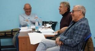 Как Познер и Макаревич попали в сказку Стравинского