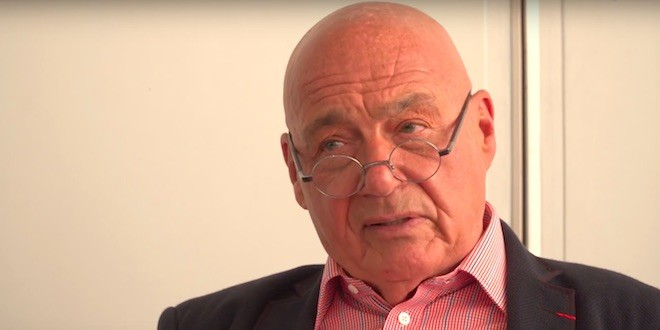 Vladimir Pozner on US-RUSSIA relations