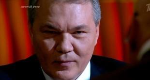 18 декабря 2017 года в программе «Познер» - Леонид Калашников