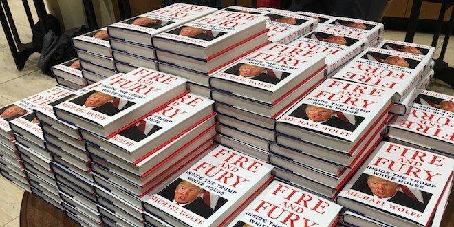 О книге Майкла Вульфа про Дональда Трампа