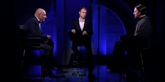 """Владимир Познер в программе """"Не верю!"""" (часть первая)"""