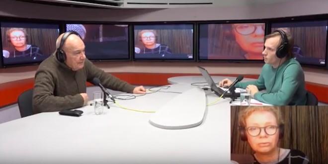 """Владимир Познер в программе """"2018"""" (видео)"""