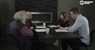 Алексей Венедиктов и Владимир Познер обсуждают кандидатов в президенты