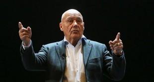 Владимир Познер в Минске - 29.05.18 (анонс)