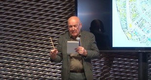 «Нью-Йорк, Нью-Йорк» лекция Владимира Познера