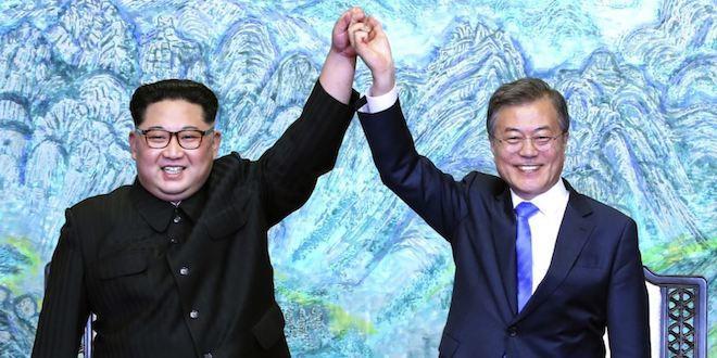 Владимир Познер о сближении Южной и Северной Кореи