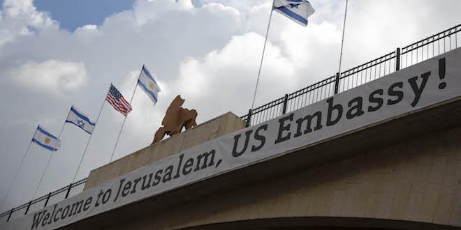 Владимир Познер об открытии посольства США в Иерусалиме