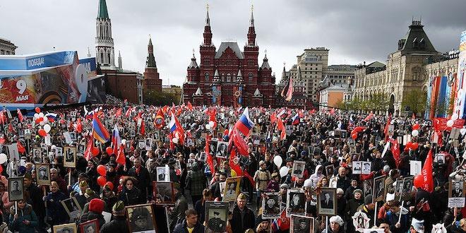 Владимир Познер: «Бессмертный полк» в большей степени отражает мое отношение к этому дню