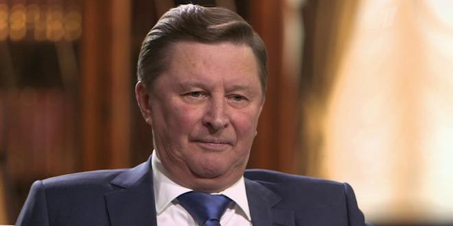 25 июня 2018 года в программе «Познер» - Сергей Иванов