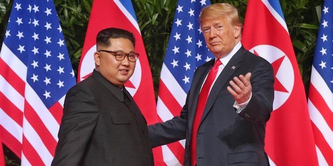 Владимир Познер о встрече Дональда Трампа и Ким Чен Ына