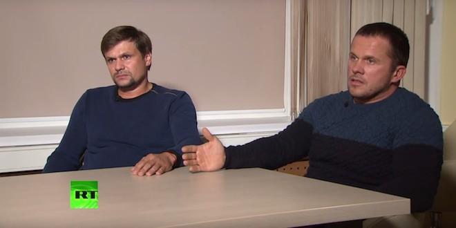 Владимир Познер про интервью Петрова и Боширова