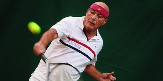 Владимир Познер: «Я начал играть в теннис, когда мне было девять или десять лет»