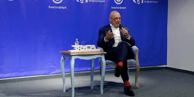 Владимир Познер о том, зачем сегодня нужна журналистика (видео)