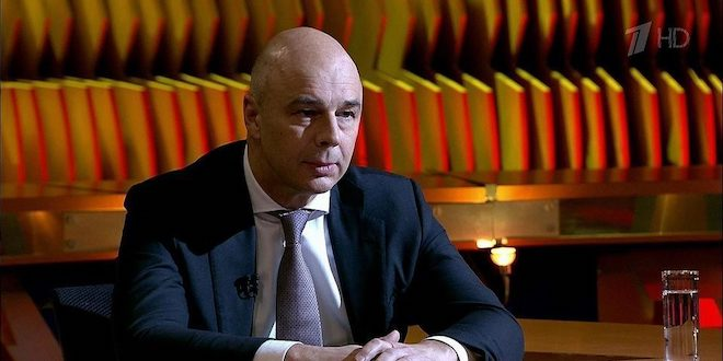 29 октября 2018 года в программе «Познер» – Антон Силуанов