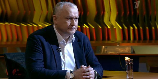 11 февраля 2019 года в программе «Познер» – Юрий Ганус