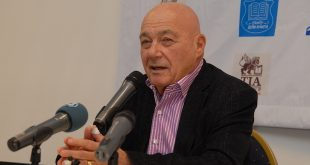 Vladimir Pozner and CCI (sept 2018 trip)