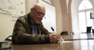Владимир Познер: «Русский язык прекрасен, невероятно выразительный, красивый язык»