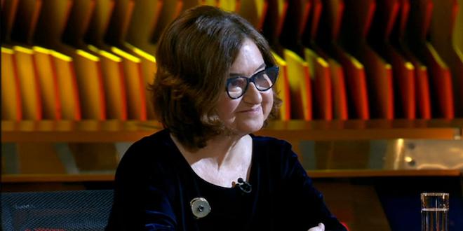 18 февраля 2019 года в программе «Познер» – Зельфира Трегулова