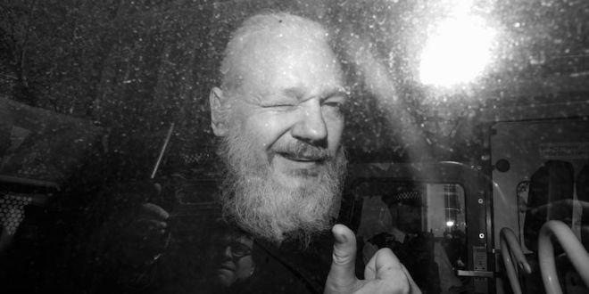 Владимир Познер об аресте Джулиана Ассанжа