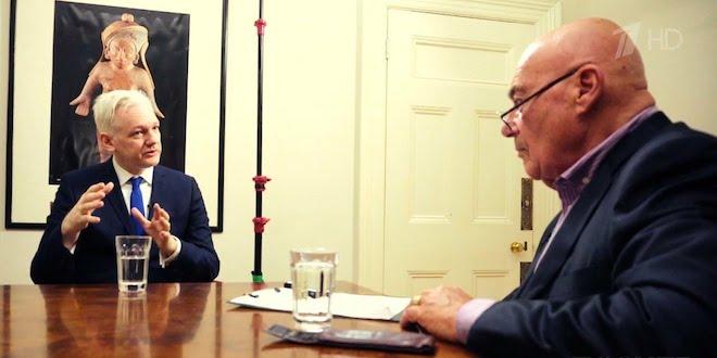 Владимир Познер: «Уверен, что Ассанж окажется в руках США»