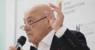 Владимир Познер: Россия – это Запад или Восток?