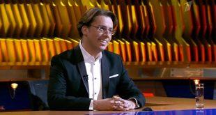 3 июня 2019 года в программе «Познер» – Максим Галкин