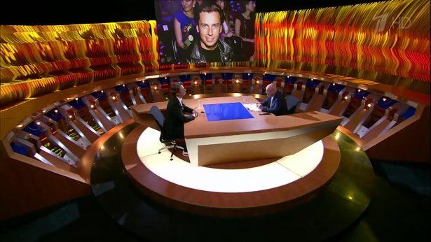 Интервью Максима Галкина Владимиру Познеру