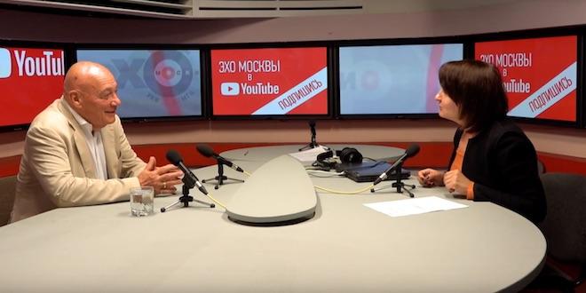 Владимир Познер в программе «Телехранитель» (30.06.19)