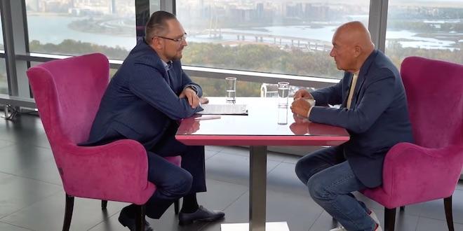 Владимир Познер – о протестах, политике и встречах в Татарстане