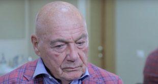 Владимир Познер: «Я думаю, что поколение без книги обедненное»