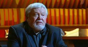 Сергей Соловьев – о насилии и криминале на ТВ, Ким Чен Ире и о кинематографе