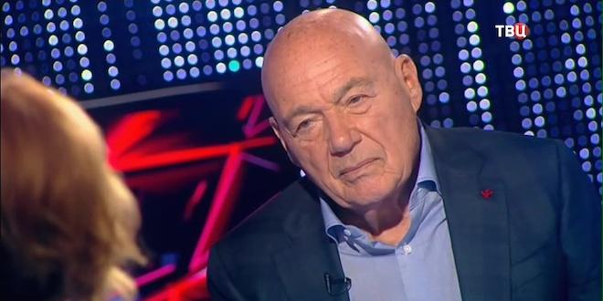 Владимир Познер в программе «Он и Она»