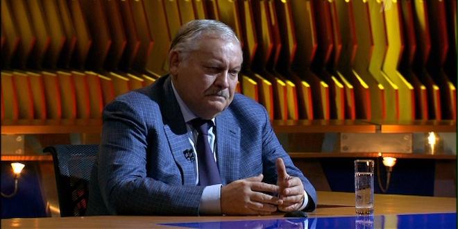 18 ноября 2019 года в программе «Познер» – Константин Затулин