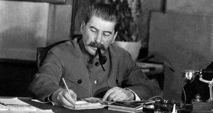 140 лет со дня рождения Иосифа Сталина
