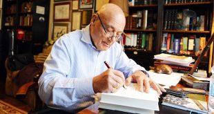 Встреча с Владимиром Познером в «Библио-Глобусе» (анонс)