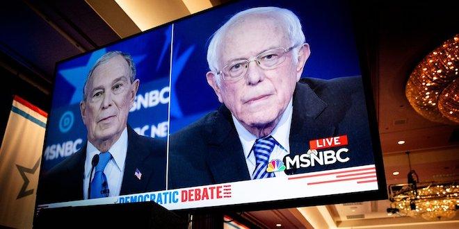 Владимир Познер – о кандидатах в президенты США от Демократической партии